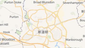 斯温顿 - 在线地图