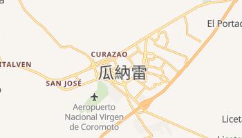 瓜納雷 - 在线地图