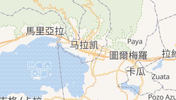 马拉凯 - 在线地图