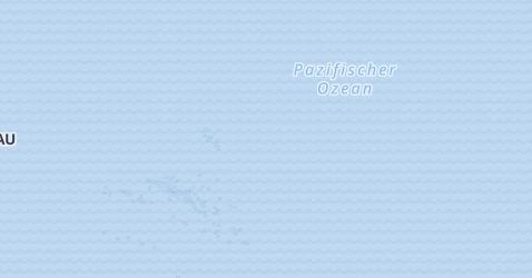 Karte von Französisch Polynesien