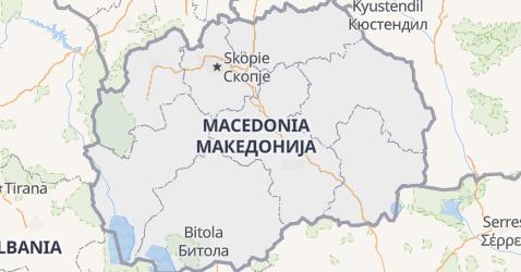 Mapa de Macao