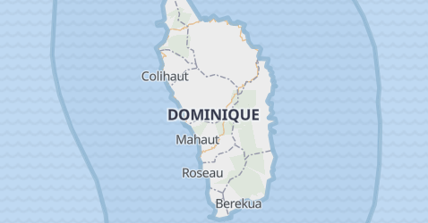 Carte de Dominique