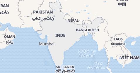Carte de Inde
