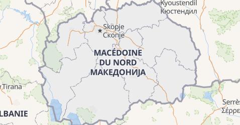 Carte de Macao