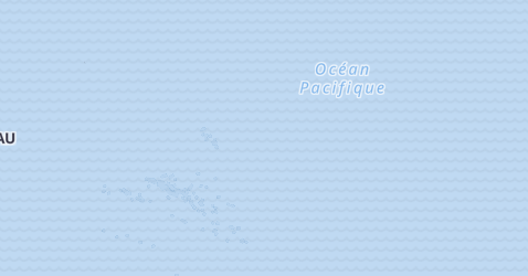 Carte de Polynésie française