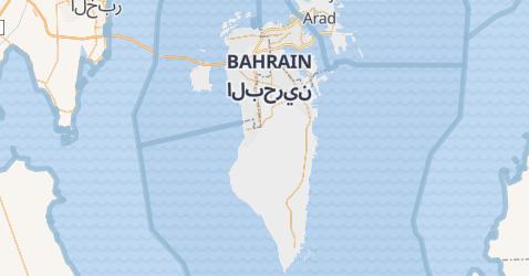 Mappa di Baharein