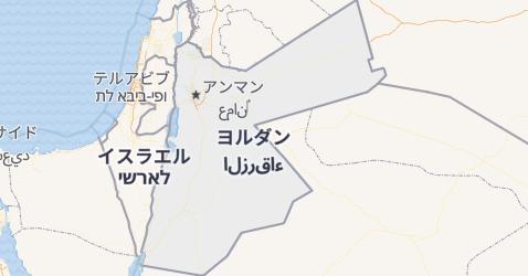 ジョルダン地図