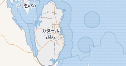 カタル地図