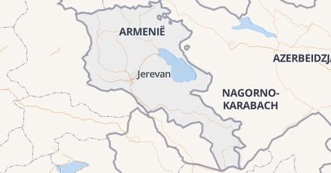 Armenië kaart