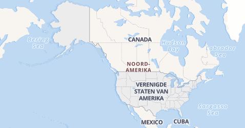 Verenigde Staten kaart