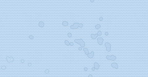 Mapa de Ilhas Marshall