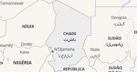 Mapa de Chade