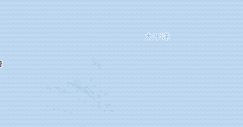 法属波利尼西亚地图