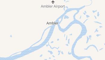 Ambler, Alaska map