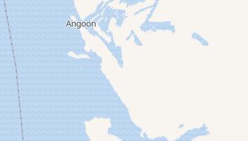 Angoon, Alaska map
