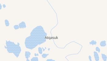 Atqasuk, Alaska map