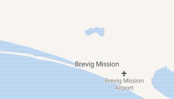 Brevig Mission, Alaska map