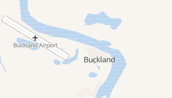 Buckland, Alaska map