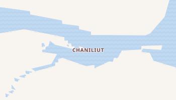 Chaniliut, Alaska map