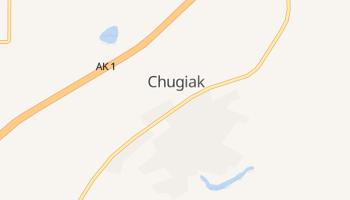 Chugiak, Alaska map
