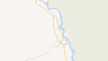 Copper Center, Alaska map