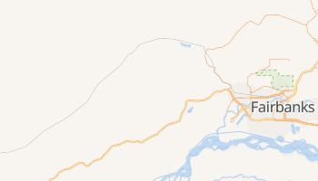 Ester, Alaska map