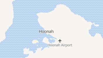 Hoonah, Alaska map