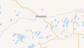 Houston, Alaska map