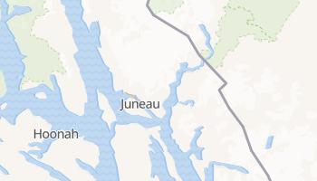 Juneau, Alaska map