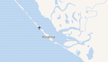 Kivalina, Alaska map