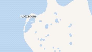 Kotzebue, Alaska map