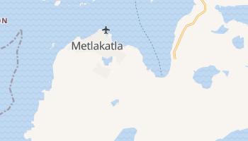 Metlakatla, Alaska map