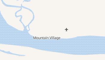 Mountain Village, Alaska map