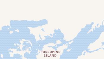 Pedro Bay, Alaska map