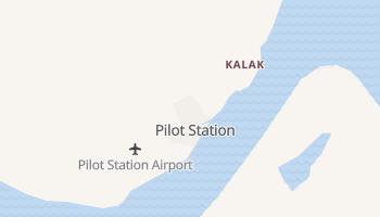 Pilot Station, Alaska map