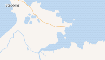 Saint Michael, Alaska map