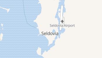 Seldovia, Alaska map