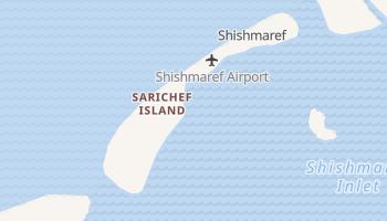 Shishmaref, Alaska map