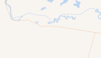 Tanacross, Alaska map