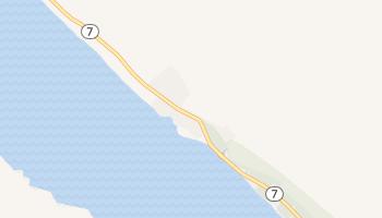 Thane, Alaska map