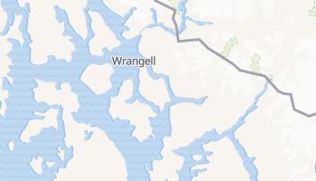 Wrangell, Alaska map
