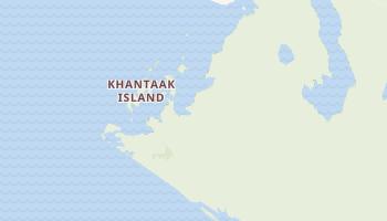 Yakutat, Alaska map