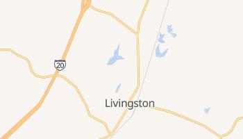 Livingston, Alabama map
