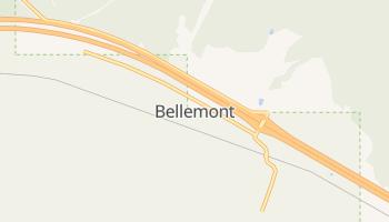 Bellemont, Arizona map