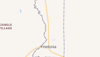 Fredonia, Arizona map