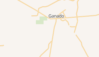 Ganado, Arizona map