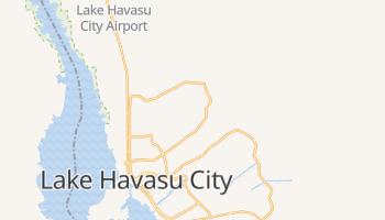Lake Havasu City, Arizona map