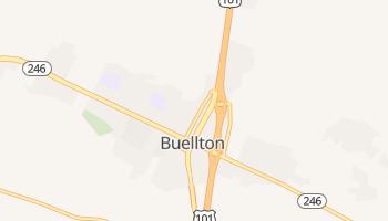 Buellton, California map