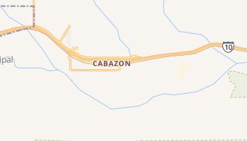 Cabazon, California map