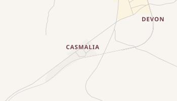 Casmalia, California map